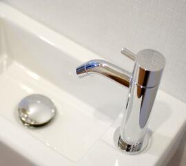洗面所のつまり・水漏れ修理もお任せ下さい