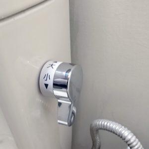 トイレレバー