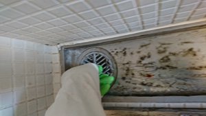 排水掃除中